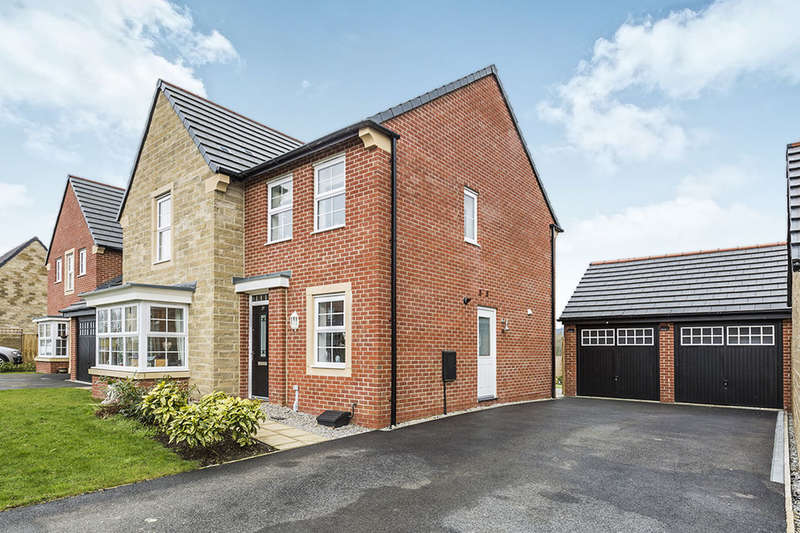 4 Bedrooms Detached House for sale in Croal Road, Clitheroe, BB7