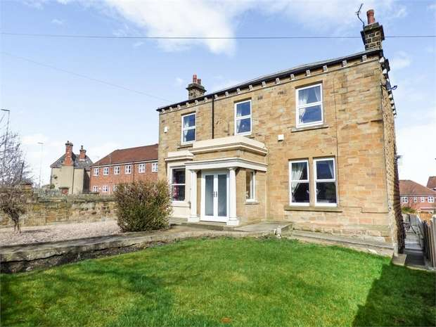 4 Bedrooms Detached House for sale in Leeds Road, Robin Hood, Wakefield, West Yorkshire
