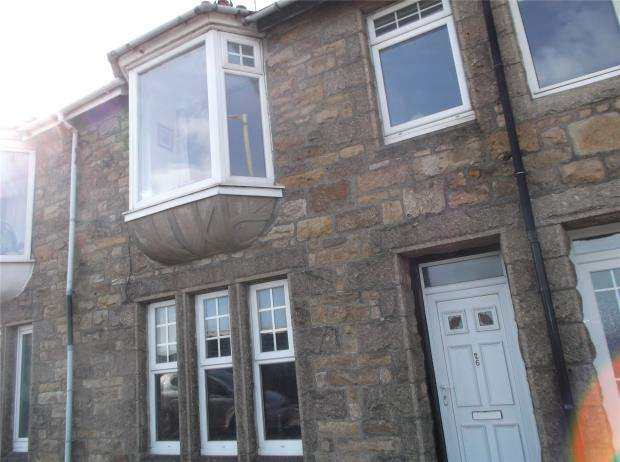 2 Bedrooms Terraced House for sale in Chyandour Cliff, Penzance, Cornwall