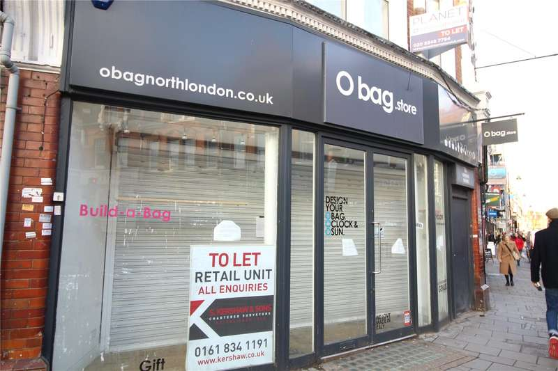 Retail Property (high Street) Commercial for rent in Topsfield Parade, Tottenham Lane, London, N8