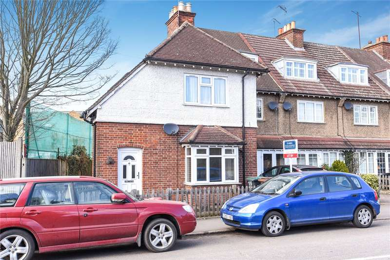 3 Bedrooms End Of Terrace House for sale in Harefield Road, Rickmansworth, Hertfordshire, WD3