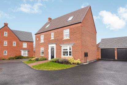 6 Bedrooms Detached House for sale in Herdwick Drive, Honeybourne, Evesham, Worcestershire