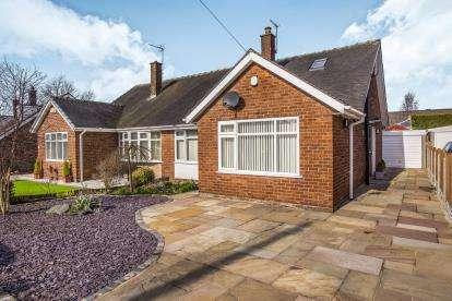 4 Bedrooms Bungalow for sale in Hawthorn Crescent, Lea, Preston, Lancashire