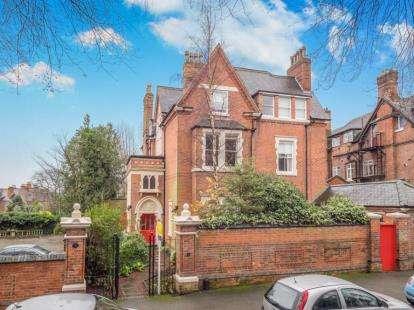 1 Bedroom Flat for sale in Cavendish Crescent South, Nottingham, Nottinghamshire