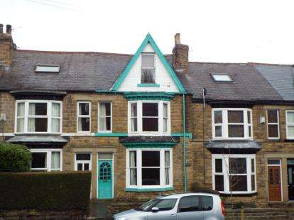 4 Bedrooms Terraced House for sale in Marlcliffe Road, Sheffield, South Yorkshire