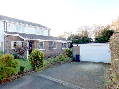 4 Bedrooms Semi Detached House for sale in Birkdale Road, Putnoe, Bedford, Bedfordshire