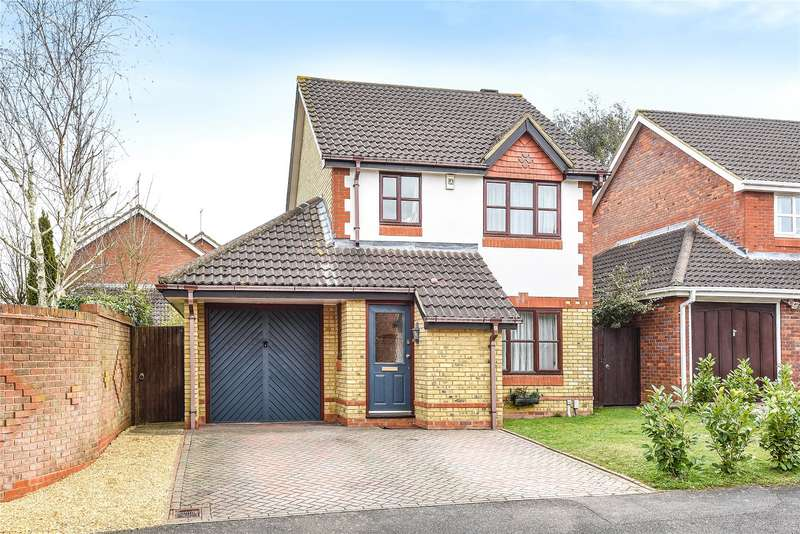 3 Bedrooms Detached House for sale in Montague Close, Wokingham, Berkshire, RG40