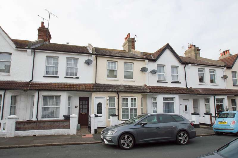 2 Bedrooms Terraced House for sale in Clarence Road, Eastbourne