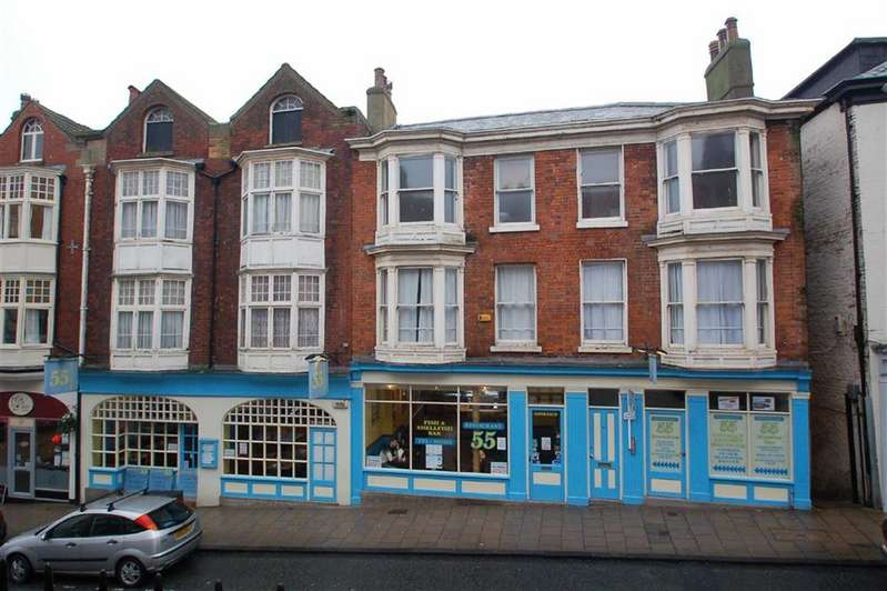 8 Bedrooms Commercial Property for sale in Eastborough, Scarborough, North Yorkshire