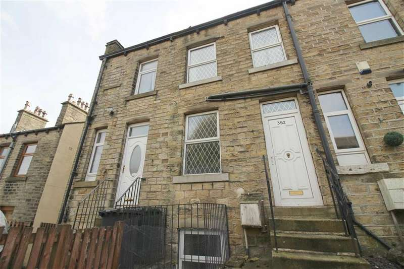 2 Bedrooms Terraced House for sale in Scar Lane, Golcar, Huddersfield