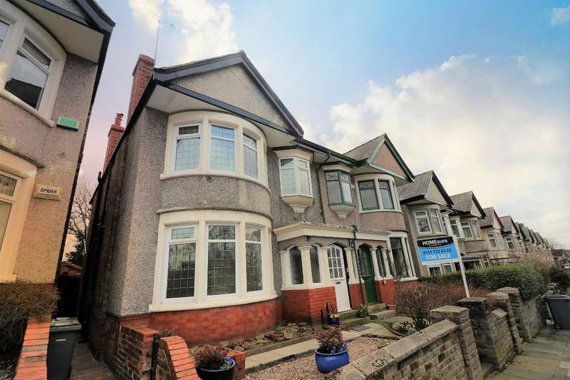 3 Bedrooms Maisonette Flat for sale in Elleray Park Road, Wallasey, CH45 0LH