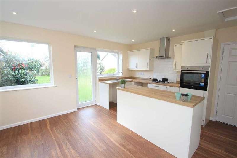 3 Bedrooms Bungalow for sale in Alberta Close, Kesgrave, Ipswich