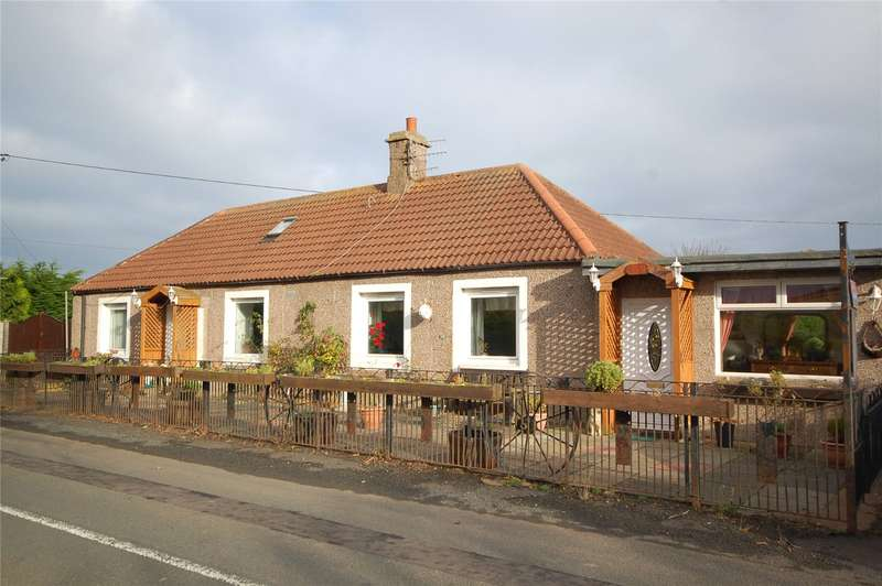 3 Bedrooms Detached Bungalow for sale in Cairnbank, Coldingham Moor, Scottish Borders, TD14