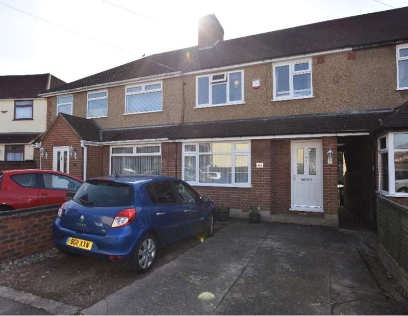 3 Bedrooms Terraced House for sale in Fern Way, Garston , Watford