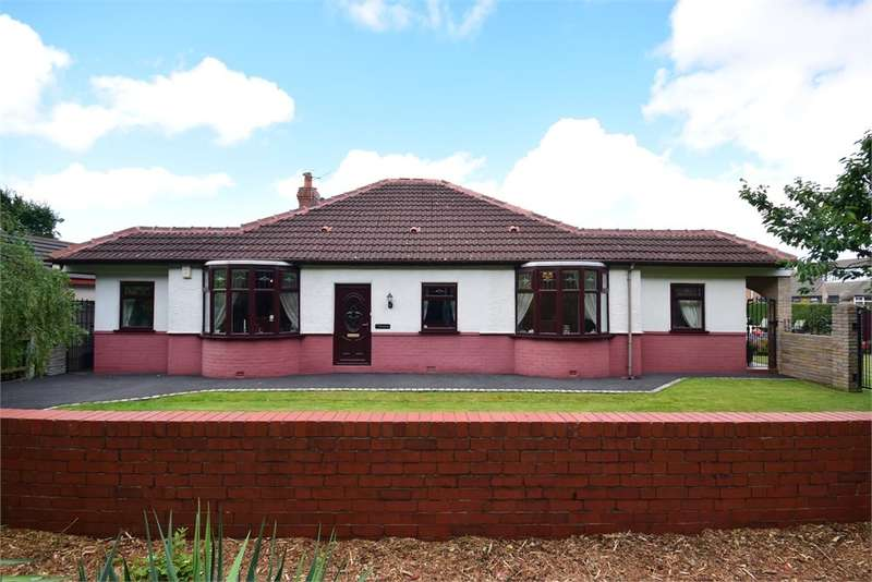 4 Bedrooms Detached Bungalow for sale in Mellings Lane, Lytham St Annes, FY8