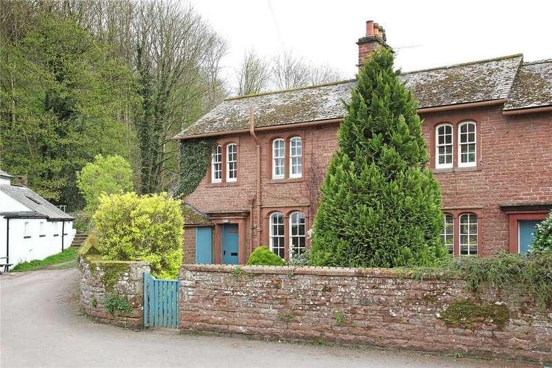 2 Bedrooms Semi Detached House for sale in Armathwaite, Nr Carlisle, Cumbria, CA4