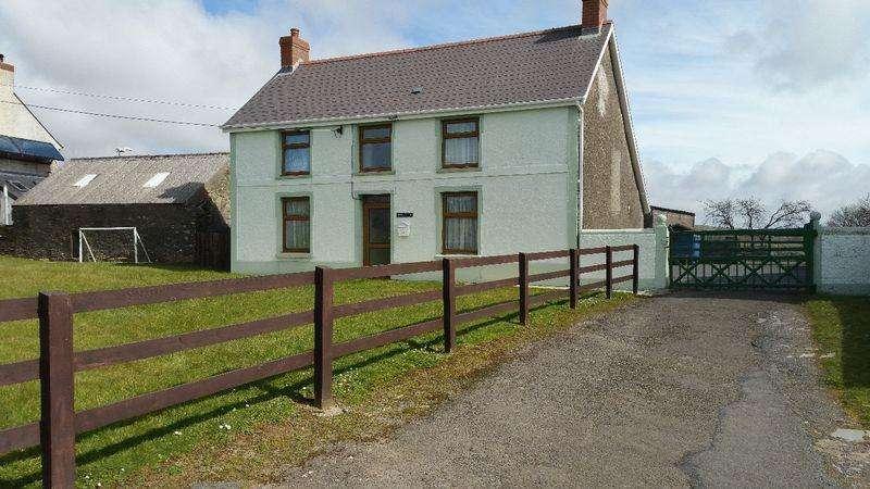 3 Bedrooms Detached House for rent in Maenclochog, Clynderwen