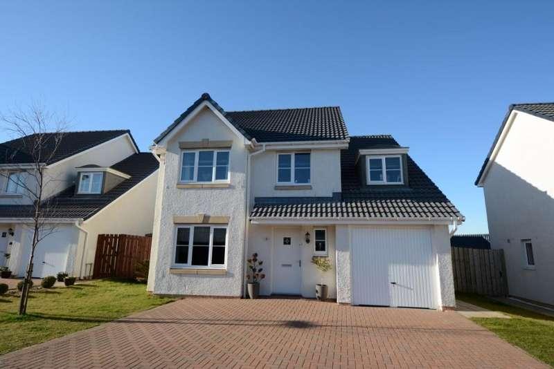 4 Bedrooms Detached Villa House for sale in 3 Gooding Crescent, Stevenston, KA20 4AU