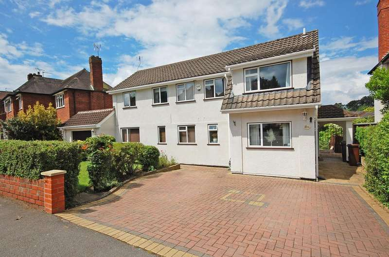 5 Bedrooms House for sale in York Avenue, Finchfield, WOLVERHAMPTON WV3