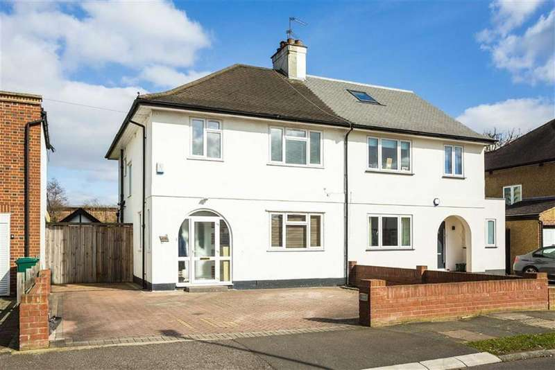 3 Bedrooms Semi Detached House for sale in Boundary Road, Eastcote, Middlesex