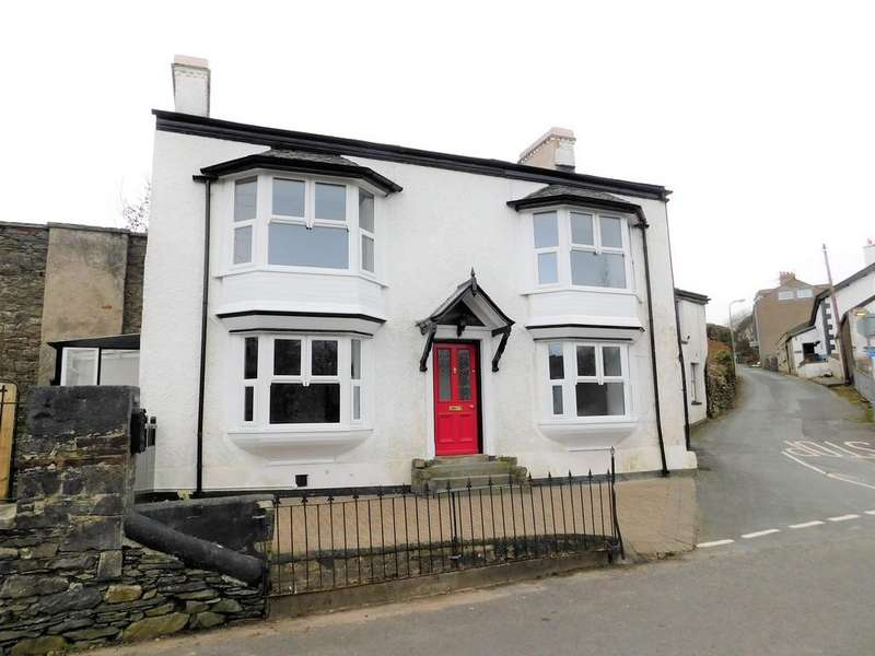 3 Bedrooms Link Detached House for sale in Main Street, Greenodd, Ulverston LA12 7QY