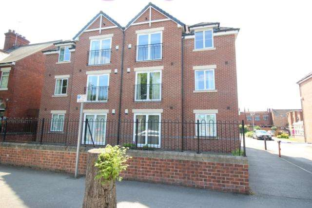 1 Bedroom Flat for sale in Flat 29 Royal Court Queen Street Worksop
