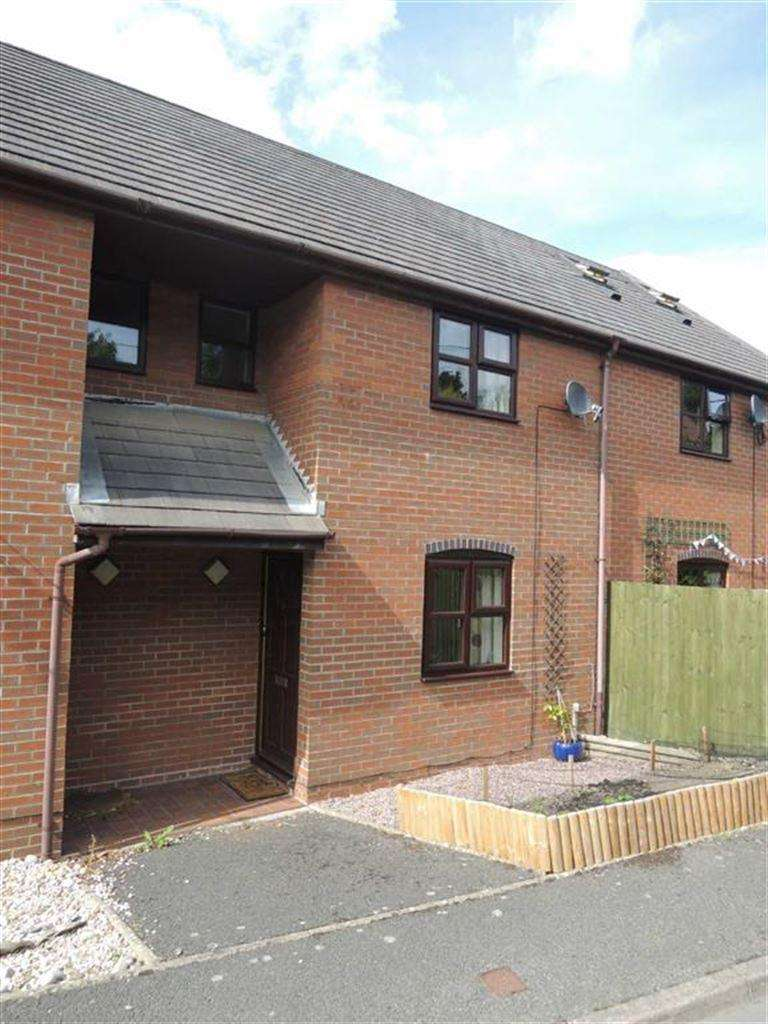 2 Bedrooms Terraced House for rent in 8, Village Green, Llandyssil, Montgomery, Powys, SY15