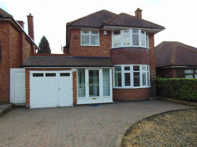3 Bedrooms Detached House for sale in Mill Road, Pelsall, Walsall