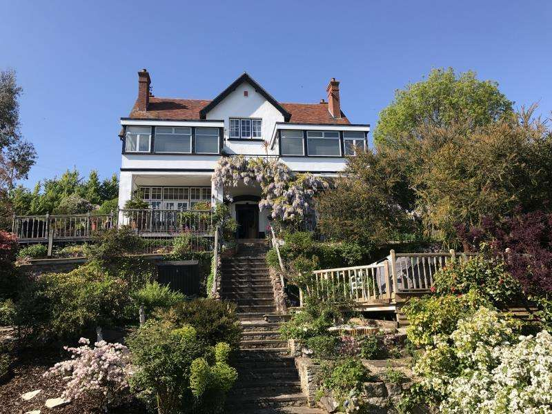 6 Bedrooms Detached House for sale in Whitecross Lane, Minehead