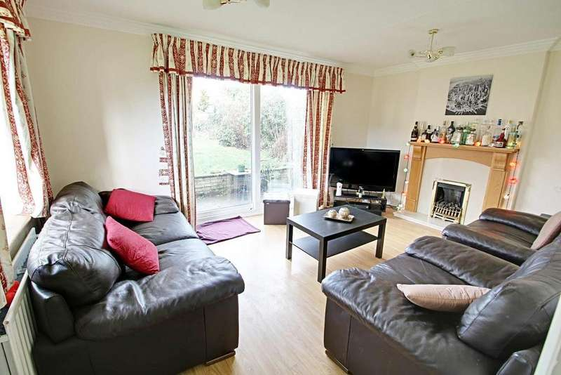 3 Bedrooms Detached House for sale in Herdings Court, Gleadless