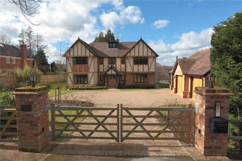 6 Bedrooms Detached House for sale in Swissland Hill, Dormans Park, East Grinstead, West Sussex, RH19
