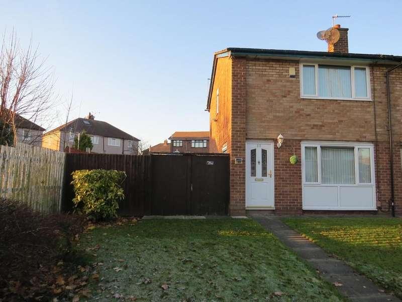 2 Bedrooms End Of Terrace House for sale in Billinge Cresecent, Blackbrook