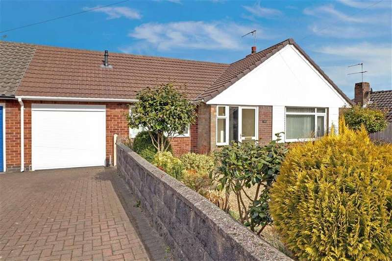 3 Bedrooms Detached Bungalow for sale in Worcester Close, Talke, Stoke-on-Trent