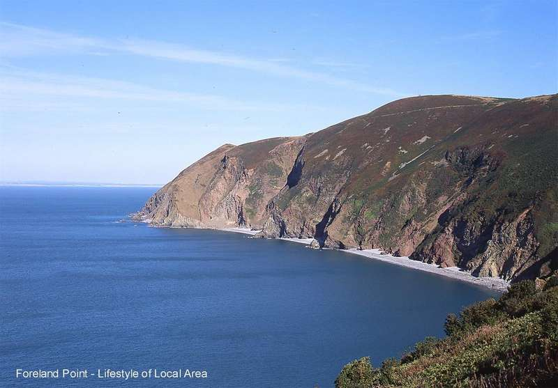 3 Bedrooms Detached House for sale in Exmoor National Park