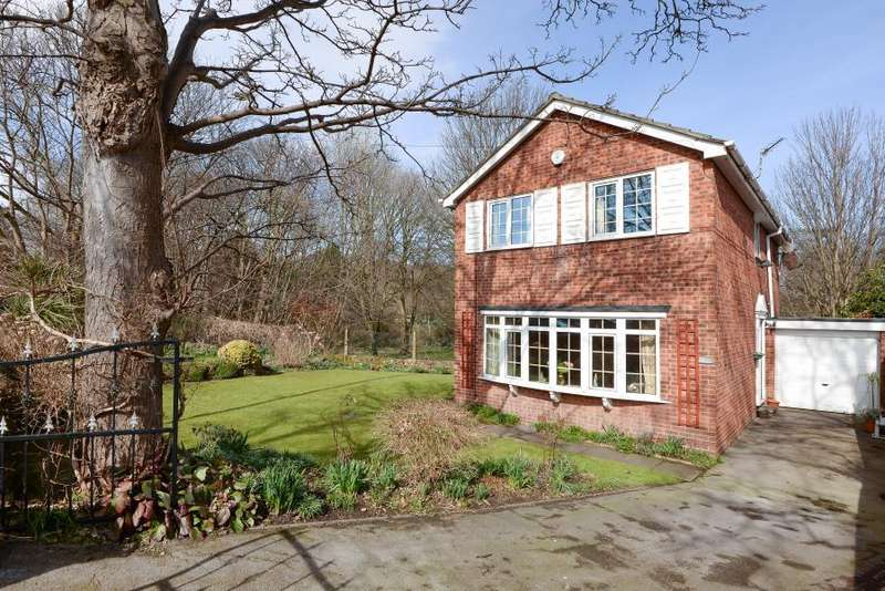 4 Bedrooms Detached House for sale in STAINBECK LANE, CHAPEL ALLERTON, LEEDS, LS7 2PS