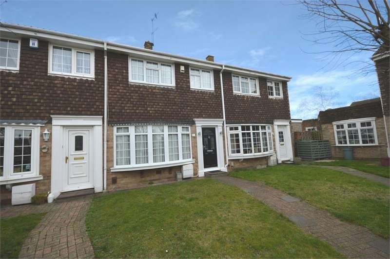 3 Bedrooms Terraced House for sale in The Marlowes, Crayford