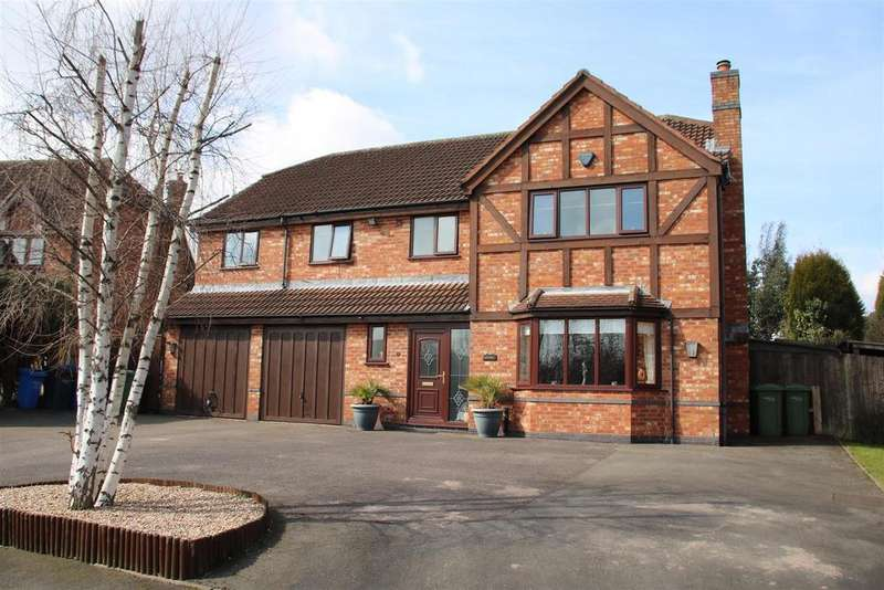 6 Bedrooms Detached House for sale in Shannon, Tamworth