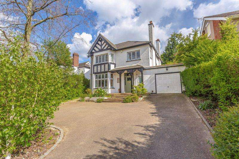 5 Bedrooms Detached House for sale in Woodcote Valley Road, West Purley