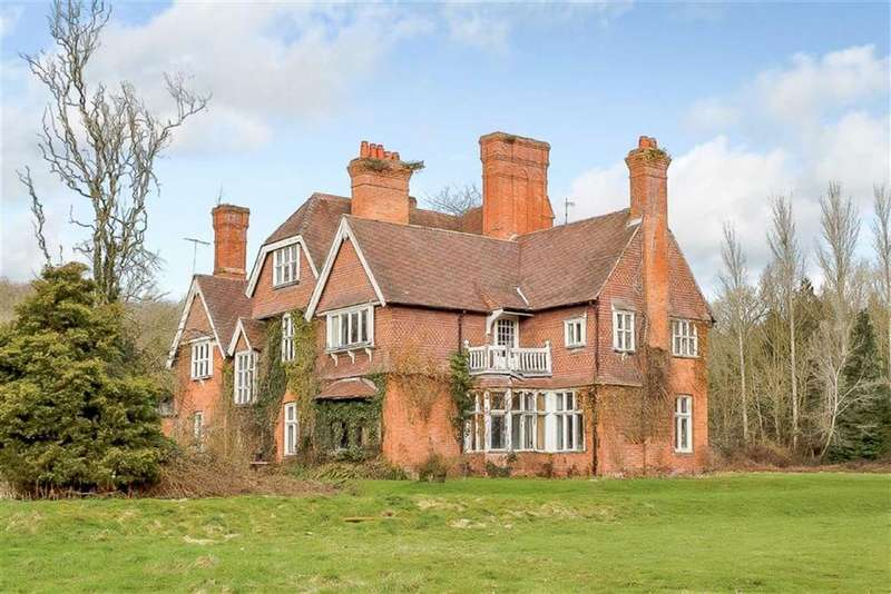 7 Bedrooms Unique Property for sale in Glasbury-onWye, Herefordshire