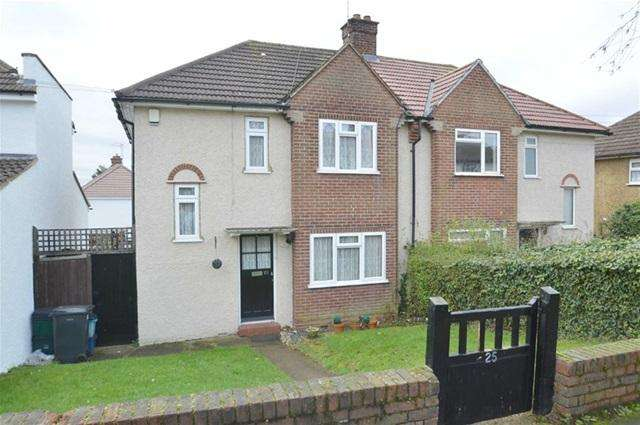 3 Bedrooms Semi Detached House for sale in Biggin Way, London