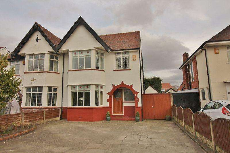 4 Bedrooms Semi Detached House for sale in Preston New Road, Churchtown