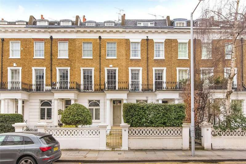 4 Bedrooms Terraced House for sale in Drayton Gardens, London, SW10