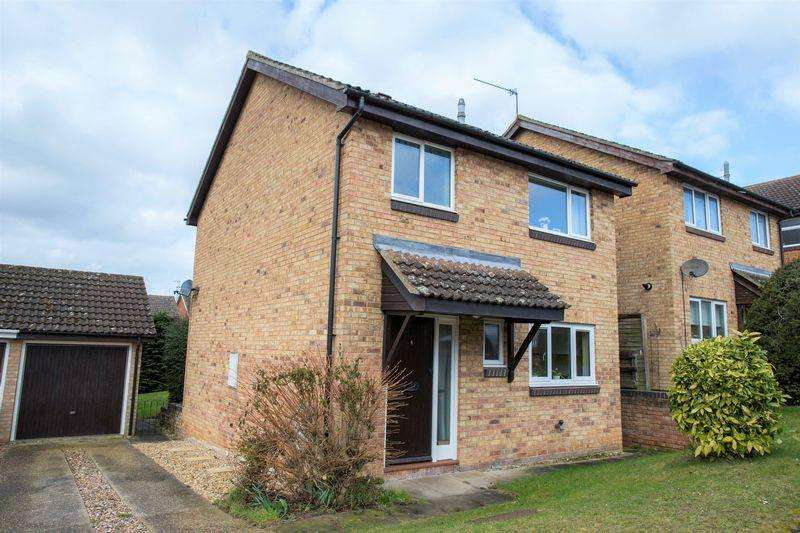3 Bedrooms Detached House for sale in Eldred Close, Bury St. Edmunds