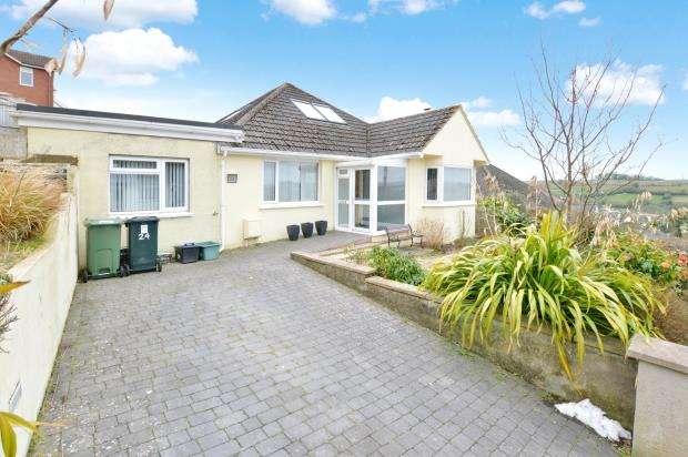 4 Bedrooms Detached Bungalow for sale in Lyndhurst Avenue, Kingskerswell, Newton Abbot, Devon