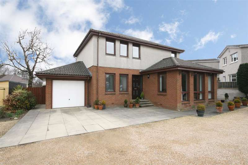 4 Bedrooms Detached House for sale in The Ivy, Redding Road, Brightons