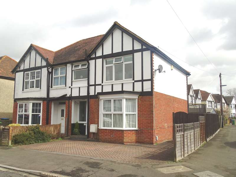 3 Bedrooms Semi Detached House for sale in Landsdown Road, Southampton, Hampshire