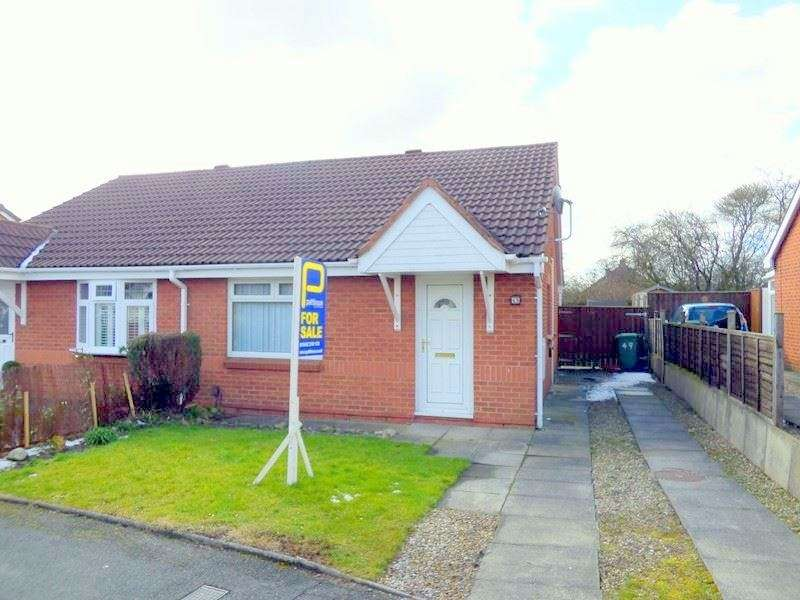 2 Bedrooms Bungalow for sale in Toddington Drive, Norton, Stockton-on-Tees, Cleveland , TS20 1RQ