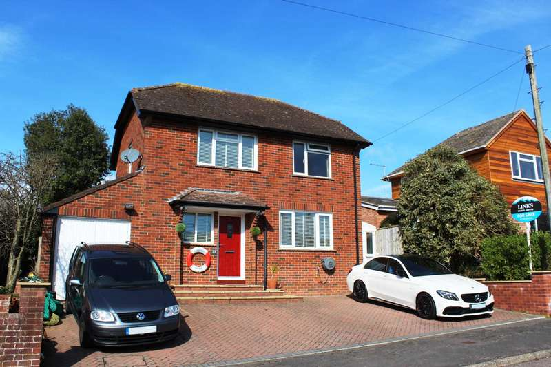 3 Bedrooms Detached House for sale in Trinfield Avenue, Exmouth