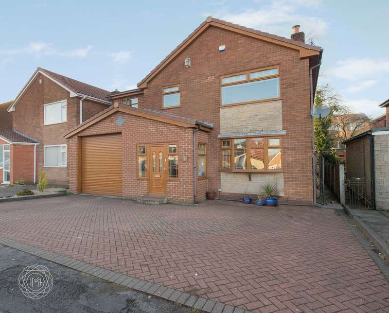 6 Bedrooms Detached House for sale in Kintyre Drive, Bolton, BL3