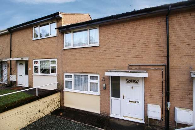 2 Bedrooms Terraced House for sale in Park Road, Leek, Staffordshire, ST13 8JT